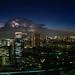 Summer Lightning Storm in Tokyo by torode