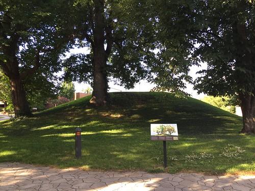 prehistoric mound