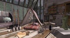 Serenity Style: Angel Summer Tent- The Lexi Project