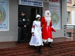 Празднование Нового года в Витебске и регионе не обошлось без происшествий