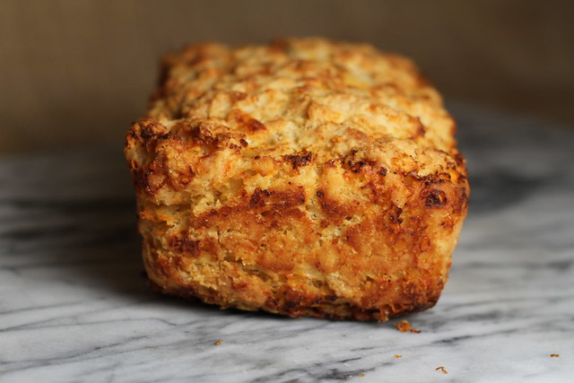 Cheesy Beer Bread