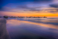 Redington Beach Long Pier, Florida, USA
