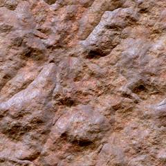 Sedimentary Boulders Rock Face