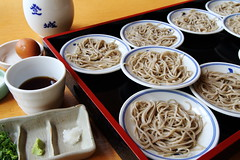 Soba dishes