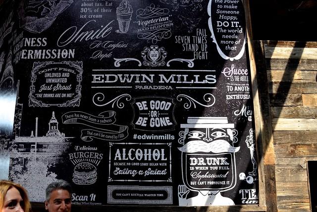 edwin mills wall