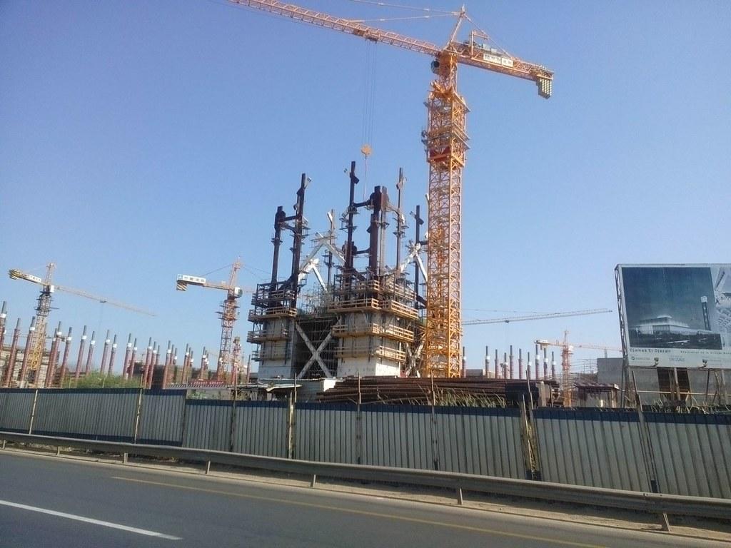 مشروع جامع الجزائر الأعظم: إعطاء إشارة إنطلاق أشغال الإنجاز - صفحة 7 19050434674_9bf3051c17_b