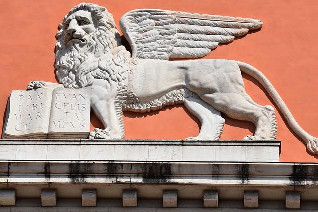 Statua Leone di San Marco