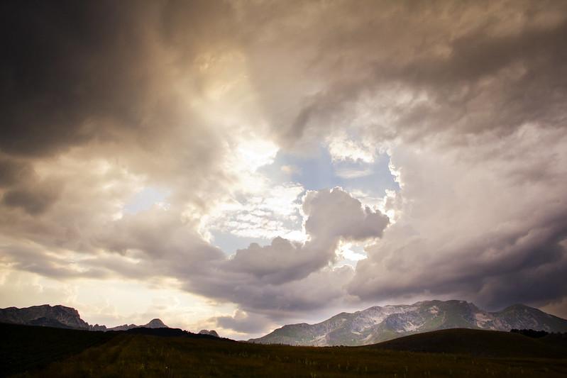 Durmitor's Sky