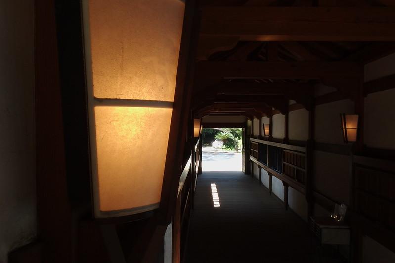 府内城廊下橋