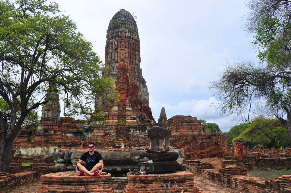 Templos de Ayutthaya en Tailandia ayutthaya - 19539060148 d70282cbea o - Cómo ir a Ayutthaya desde Bangkok