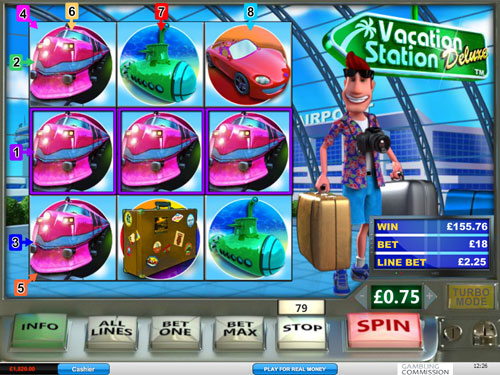 free Vacation Station Deluxe Win