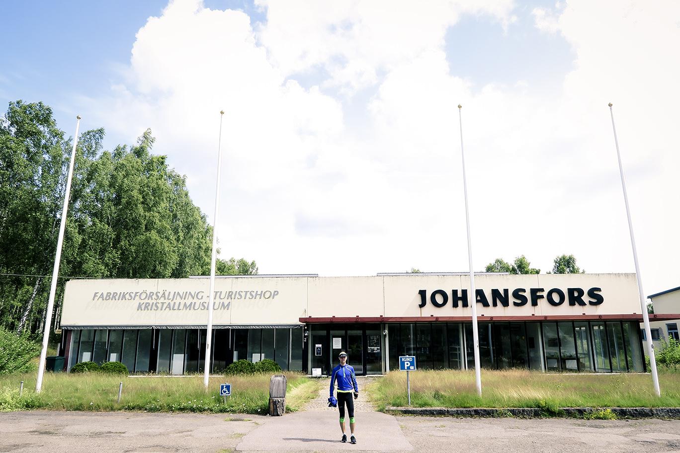 Stampaleden Johansfors www.traningsgladje.se