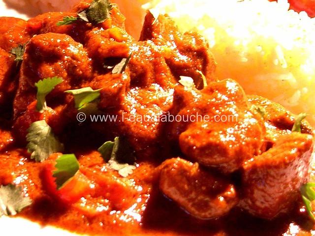 Agneau au Curry & Haricots Rouges © Ana Luthi Tous droits réservés 012