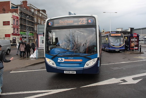 Stagecoach South 27569 GX58GNY