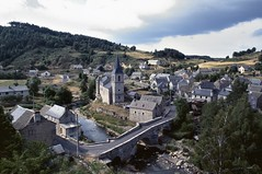 St-Juéry (Lozère) - Photo of Saint-Rémy-de-Chaudes-Aigues