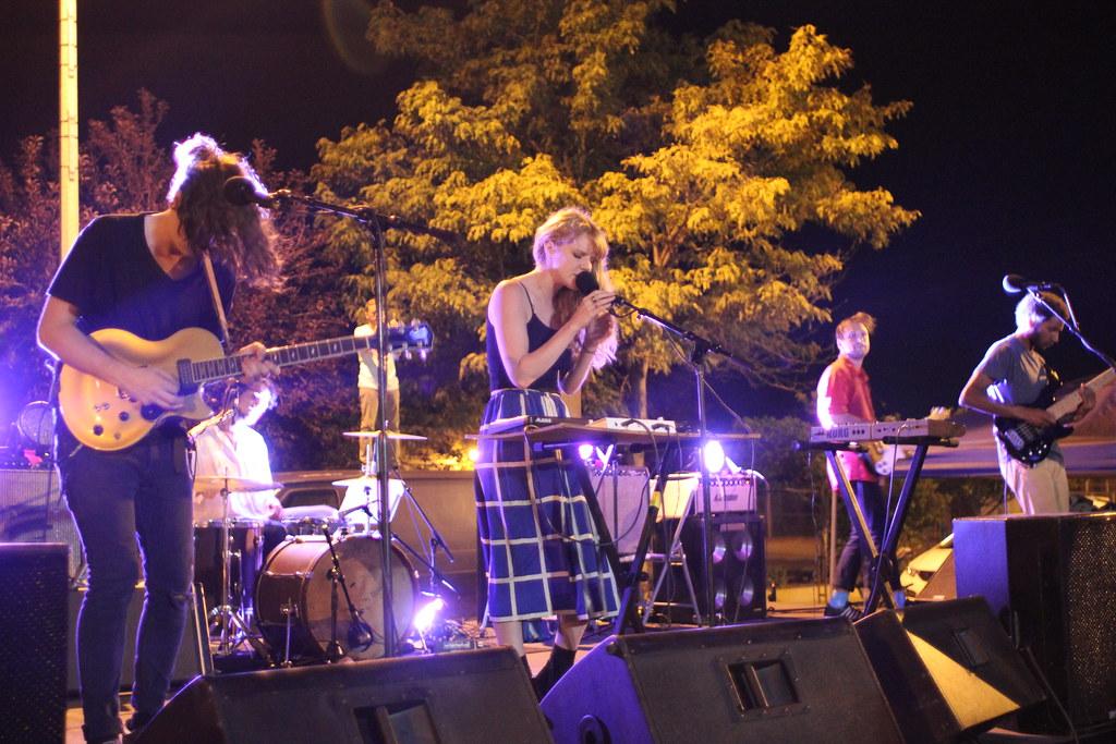 Icky Blossoms   Grand Island, NE   Good Living Tour   7.25.15
