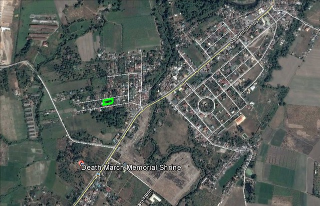 Residential Lot for Sale Capas Tarlac Ref# 0000694