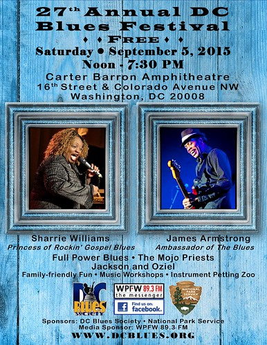 2015 Blues Festival Labor Day Saturday align=