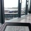 Reading #mindset by Carol Dweck while waiting for the last leg of my flight. #heathrow #geniushour
