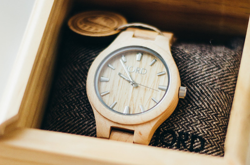 Jord Wooden Watch on juliettelaura.blogspot.com