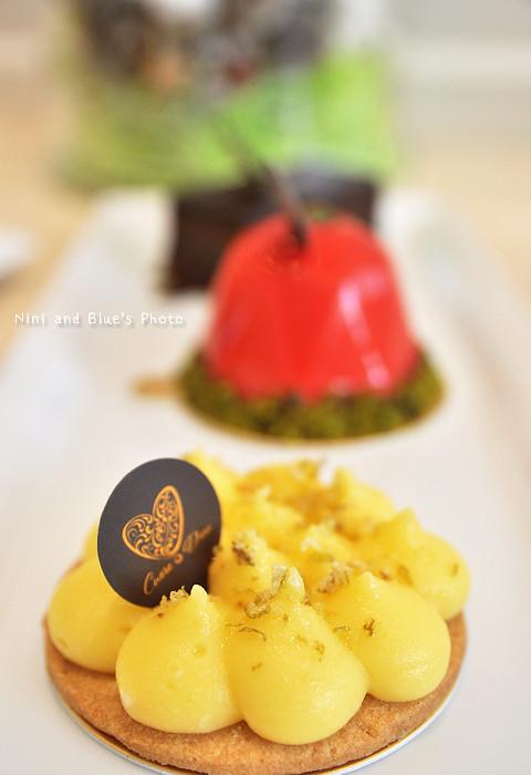 金心盈福法義式甜點14