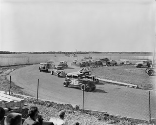 Stock Car Racing, Edmonton, Alberta