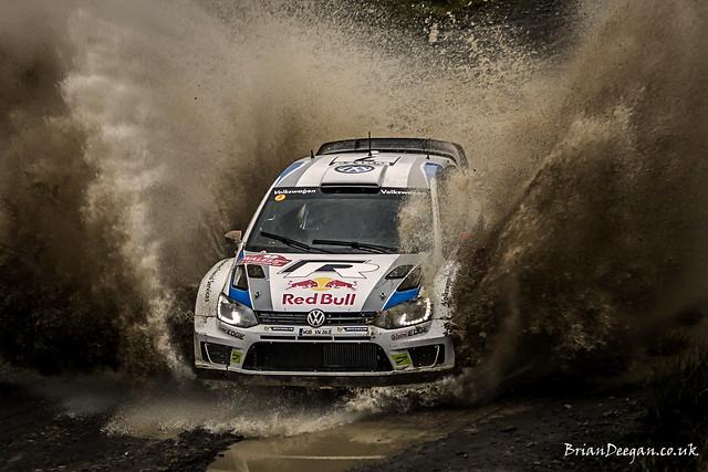 VW Polo WRC 13