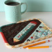 Pencil MugRug by PatchworkPottery