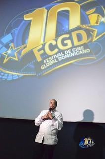 Acto de Clausura 10mo. FCGD