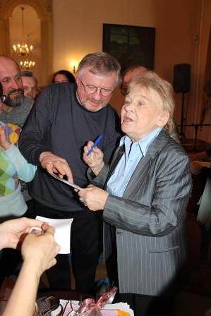 Апр 24 2015 - 20:41 - Мариэтта Чудакова в Доме Гоголя