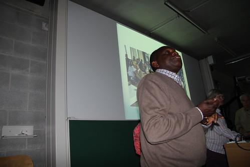 Projet de formation d'enseignants du secondaire à Kinshasa