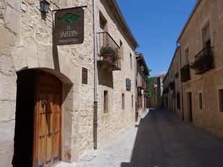 El Jardín Horno de Asar (Segovia)