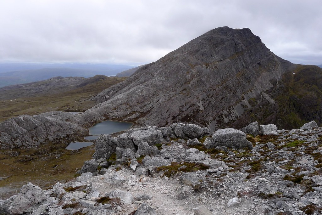 Across to An Ruadh-Stac