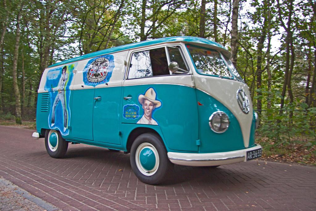Volkswagen Typ 2 T1b 1959 (9271)