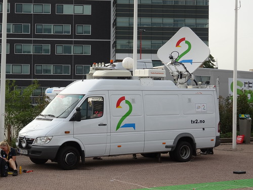 "Mercedes-Benz Sprinter ""TV2"""