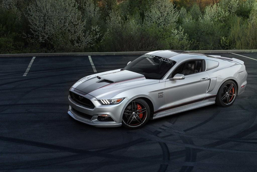 Chip Foose & MMD 800+ HP 2015 Mustang
