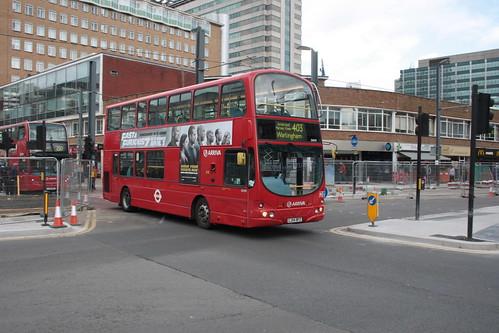 Arriva London South DW99 LJ54BFZ