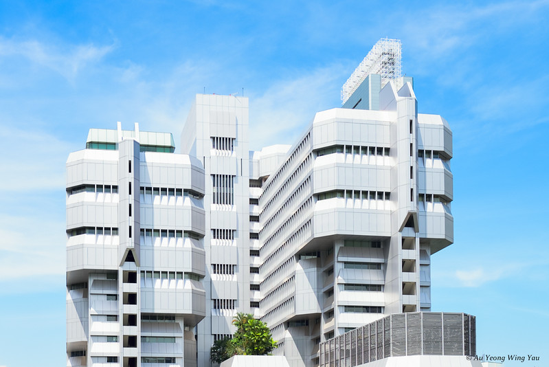 Architecture: Modern Brutalism 2