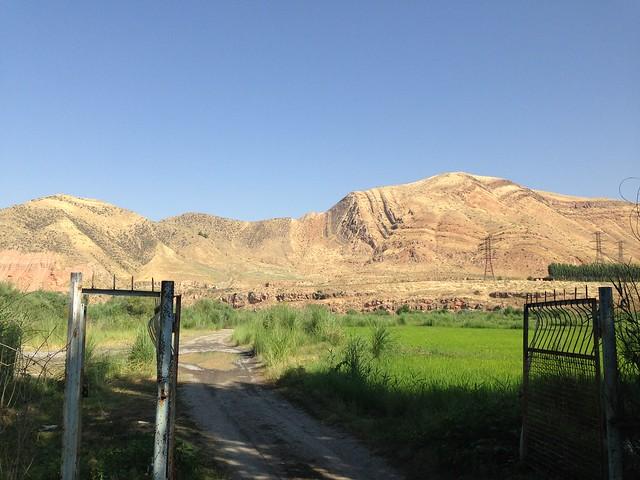 sernyi mountains