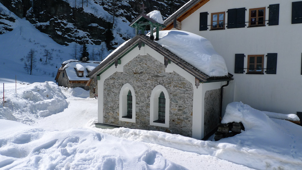 Kolm Saigurn - Sonnblickbasis Goldberggruppe - Hohe Tauern Rakousko foto 10