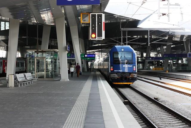[217/365] CD railjet | Wien Hbf