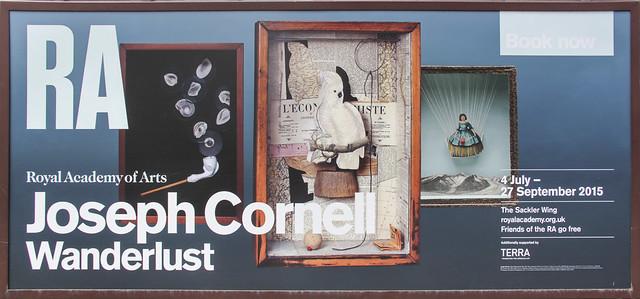 Royal Academy - Joseph Cornell - Wanderlust