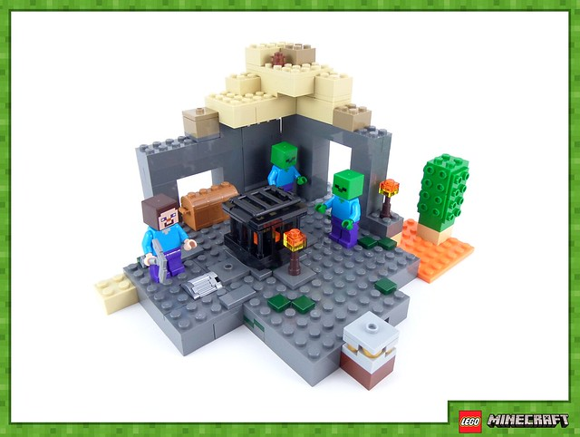 Review - 21119 LEGO Minecraft The Dungeon από EUROBRICKS 19866085575_1eaf8a882f_z