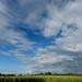 OK's Pics hat ein Foto gepostet:Wolkenspiel in den Kostheimer Weinbergen