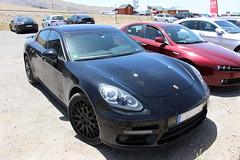 convertible(0.0), sports car(0.0), automobile(1.0), automotive exterior(1.0), family car(1.0), wheel(1.0), vehicle(1.0), performance car(1.0), automotive design(1.0), porsche(1.0), porsche panamera(1.0), rim(1.0), bumper(1.0), land vehicle(1.0), luxury vehicle(1.0), supercar(1.0),