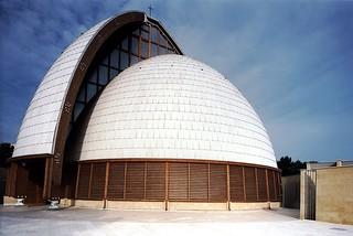 Noicattaro. La Chiesa del Soccorso front