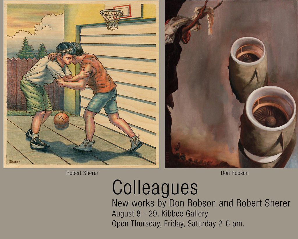 Exhibitions Early Fall 2015