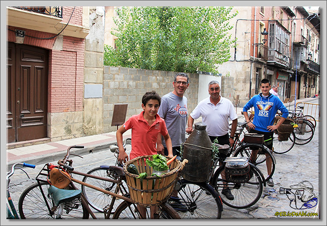 1 Exposición de bicicletas antiguas
