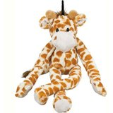 Multipet Safari Giraffe Plush