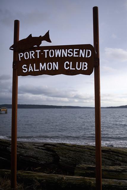PORT TOWNSEND SALMON CLUB